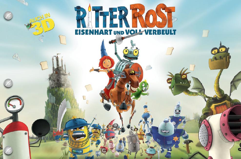 2012_Ritter Rost_Produktions-PR 2012