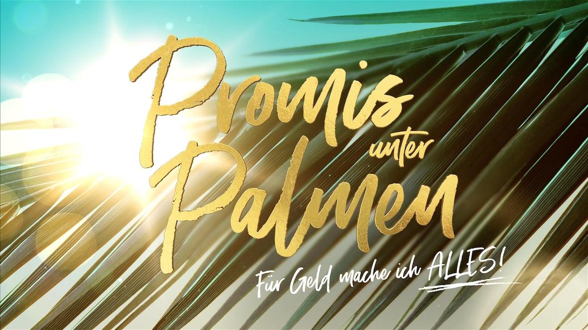 Promis unter Palmen(c)SAT.1 Logo